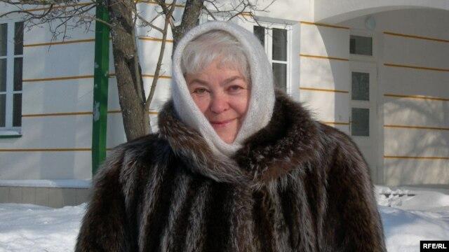 Marina Khodorkovskaya in 2006