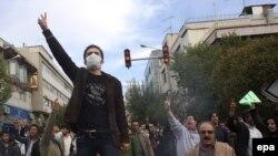در تظاهرات روز چهارشنبه علاوه بر تهران، شهرهاى اهواز، اصفهان، شهركرد، قزوين، شيراز، تبريز و رشت نيز شاهد حضور معترضان در تظاهرات ضد اعتراضى بر ضد دولت و رهبر جمهورى اسلامى بود.