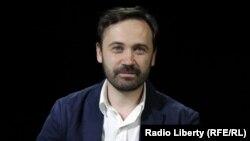 Депутат Государственной Думы России Илья Пономарев