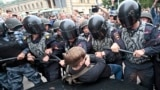 The High-Tech Arsenal Of Russian Riot Police