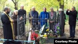 Вшанування пам'яті Василя Макуха (фото організаторів)