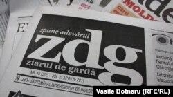 """The real thing? """"Ziarul de Garda"""""""