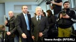 Momčilo Perišić stigao u Beograd