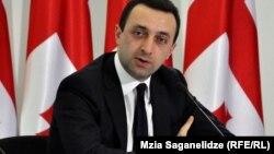 Міністр внутрішніх справ Грузії Іраклі Гарібашвілі