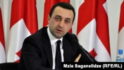 Georgian Interior Minister Irakli Garibashvili (file photo)