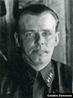 Федор (он же Теодор, он же Фрицис) Эйхманс. Архивное фото 1930-х годов