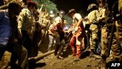 با گذشت چهار روز از حادثه انفجار معدن زغال سنگ «زمستان یورت آزادشهر»، تاکنون جسد ۲۲ معدنچی جانباخته از تونل معدن خارج شده است