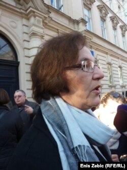 Blaženka Ercegović, 12. siječnja 2011.