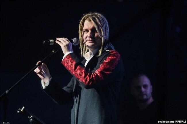 Лявон Вольскі, верасень 2017