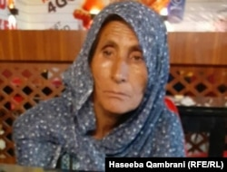 Hassan Qambrani's mother grieves and wonders whether her son is being fed.