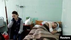 Один из пострадавших во время беспорядков 2 мая в Одессе