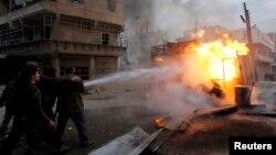 Сирійське Алеппо 10 грудня