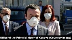 Predsednik Kosova ima tendenciju da upravlja političkom voljom što je van njegovih ovlašćenja: Aljbin Kurti