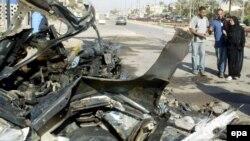 عراق در دو روز گذشته شاهد انفجار های متعددی بوده است. (عکس: AFP)