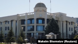 Народное собрание Ингушетии, архивное фото