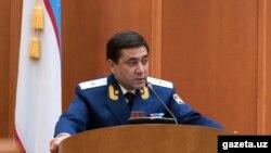 Экс-генпрокурор Узбекистана Отабек Муродов.