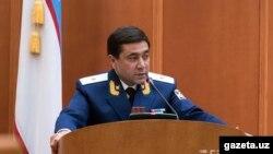 Өзбекстанның бұрынғы бас прокуроры Отабек Муродов.