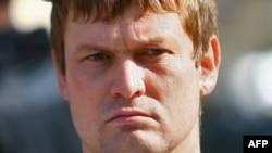 Russian anti-Putin activist Leonid Razvozzhayev