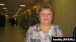 Гөлфия Исхакова