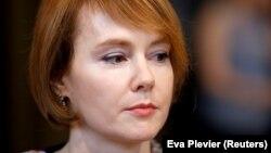 Колишня заступник міністра закордонних справ України Олена Зеркаль