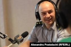 Roman Ceban în dialog cu Liliana Barbăroşie