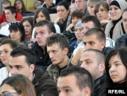 Studenti u Sarajevu, foto: Midhat Poturović