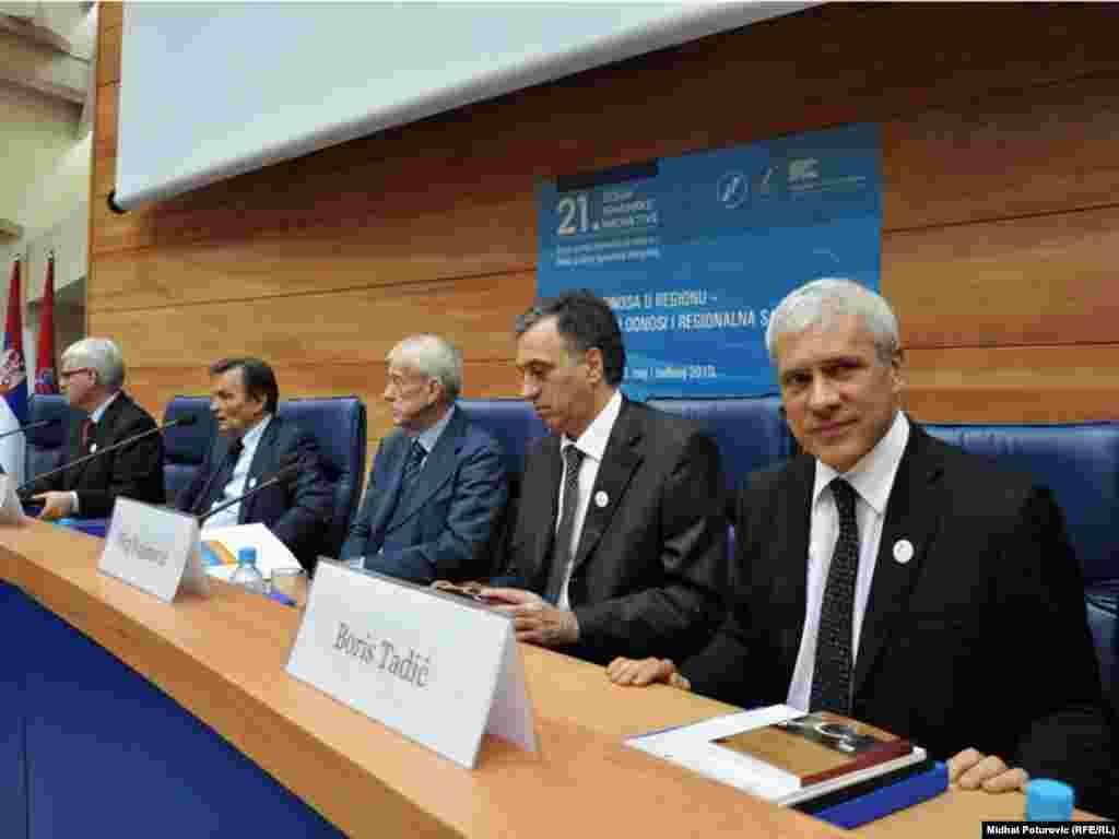 Lideri zemalja regiona zajedno na 21. samitu Igmanske inicijative - Photo: Midhat Poturović