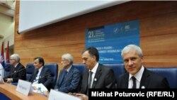 Lideri zemalja regiona na samitu Igmanske inicijative u Sarajevu, 29. maj 2010, Foto: Midhat Poturović
