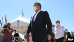 Техничкиот премиер Оливер Спасовски