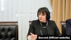 Viorica Dumbrăveanu, ministra Sănătății, Muncii și Protecției Sociale
