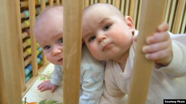Research suggests that the South Caucasus and the Balkans are experiencing an imbalance between the number of male and female births. (file photo)