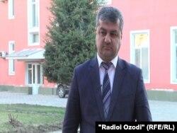 Бобосафар Шарифӣ, раҳбари дастгоҳи ҳукумати шаҳри Ҳисор.