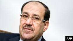 Embattled Iraqi Prime Minister Nuri al-Maliki