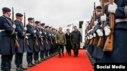 Візит Петра Порошенка у Німеччину. 15 березня 2015 року