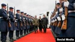 Візит Петра Порошенка у Німеччину