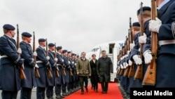 Визит Порошенко в Германию