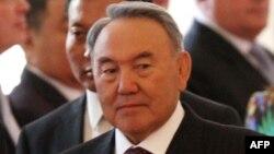 Қазақстан президенті Нұрсұлтан Назарбаев. 23 мамыр 2012 жыл. (Көрнекі сурет)