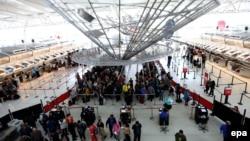 Міжнародний аеропорт імені Джона Кеннеді в Нью-Йорку
