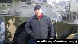 """Anvar Karimov """"Zamondosh"""" portalining bosh muharriri"""