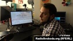 Журналіст «Громадське телебачення Запоріжжя» Анатолій Остапенко