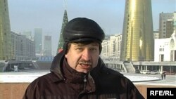 Правозащитник Валерий Карпусевич.