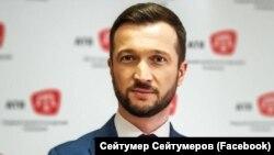 Сейтумер Сейтумеров, журналист