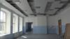 3 сентября потолок обвалился во второй публичной школе Кутаиси. Теперь начало учебного процесса придется отложить