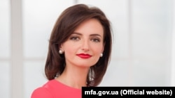 Спикер МИД Украины Марьяна Беца