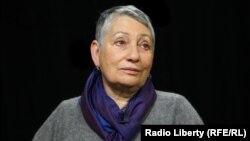 Один из подписантов обращения, писатель Людмила Улицкая