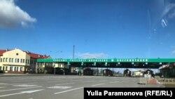 Закрытая граница с Польшей в Калининградской области