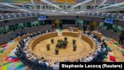 Заседание лидеров 28 государств-членов ЕС в Брюсселе, 28-29 июня 2018