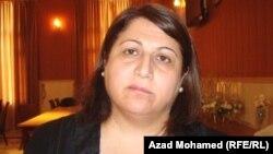 عضوة مجلس النواب العراقي آلا طالباني