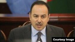 اکلیل حکیمی وزیر مالیه افغانستان