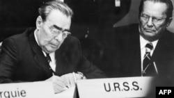 SFRJ ličila na SSSR: Leonid Brežnjev i Josip Broz Tito u Finskoj
